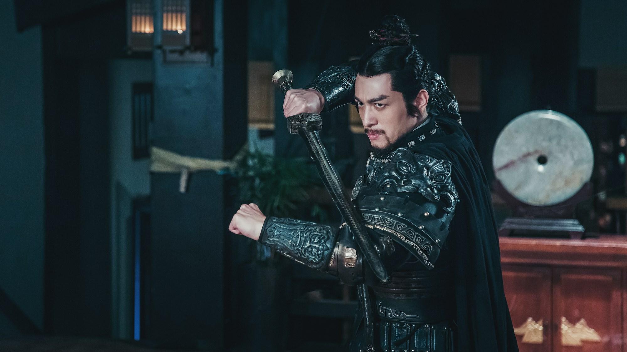 马敬涵《剑王朝》 实力塑造西北虎狼军主帅梁联一角