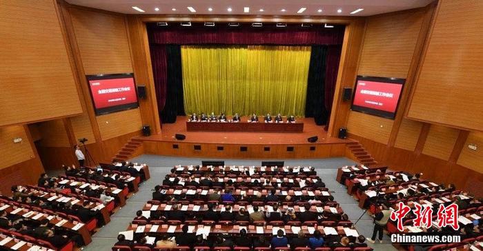12月26日,2020年全国交通运输工作会在北京召开。交通运输部供图