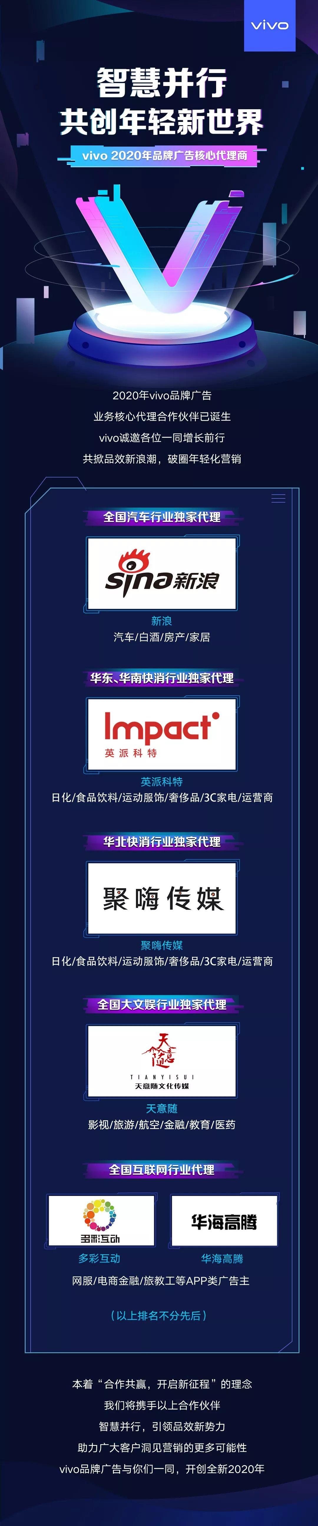 2020年小米和vivo广告独家代理商名单公布!看看都有谁?-CNMOAD 中文移动营销资讯 2