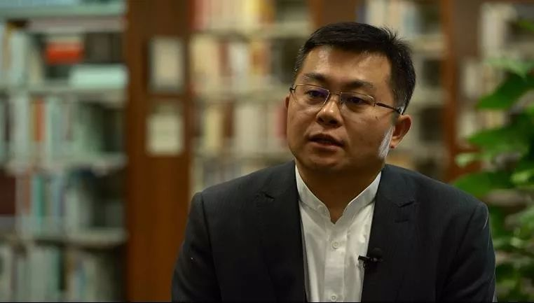 △国家图书馆典藏阅览部主任 王志庚