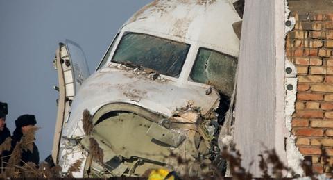 哈国坠机黑匣子已送往莫斯科 1月10日前公布结果