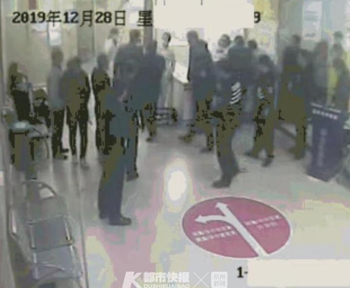 浙江醉漢打砸醫院急診室 涉尋釁滋事被行拘7天