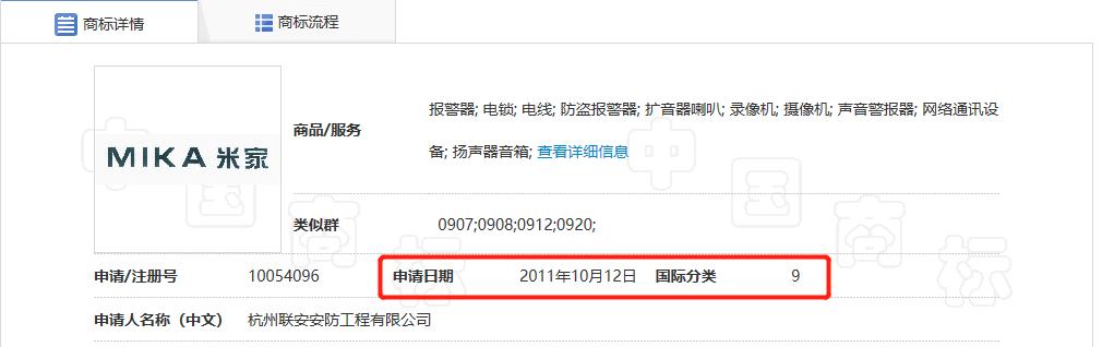 """因违法使用""""米家""""商标 小米一审被判赔1200万"""