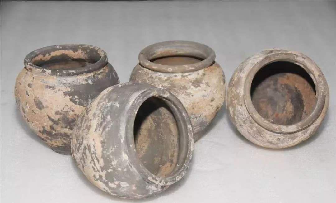 陶器。磁县磁州窑博物馆供图