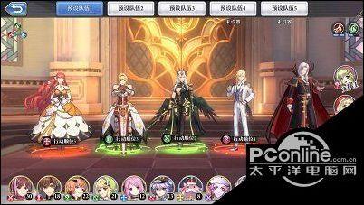 启源女神强势阵容推荐 火毒队阵容搭配玩法攻略
