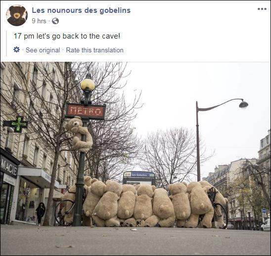 法国交通罢工正确打开方式 网友:看到心情好多了