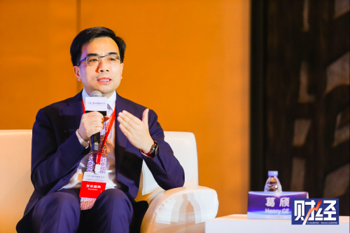 Ge Qi, vice president of Dachi Technology: 5g's greatest value lies in driving the digital transformation of society and becoming social infrastructure