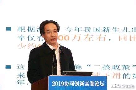 吴必虎在2019协同创新高端论坛上