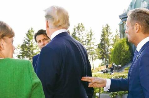 气走了特朗普迎来了普京的警告 北约的未来在哪?