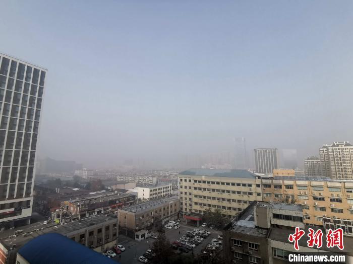 重污染天气袭击山东多地
