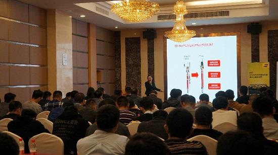 伊薩成功舉辦工程機械行業先進焊割技術研討會