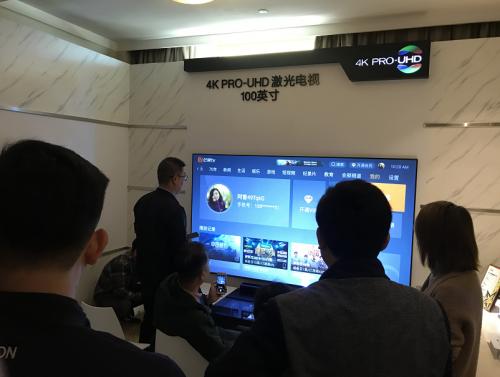 爱普生亮相2019广州国际音响唱片展