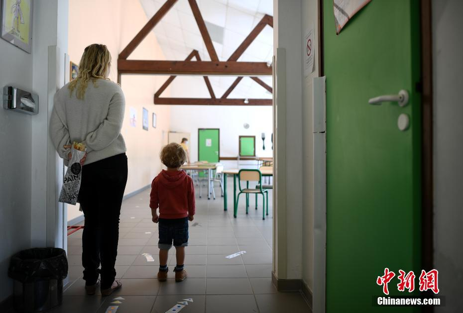 法国学校将复课 多举措防疫