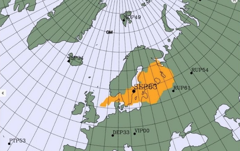 爱沙尼亚在空气中检测到少量的核粒子 不会危害人类健康