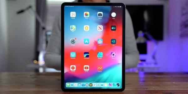 苹果明年发布新iPad Pro:mini LED屏+支持5G网络