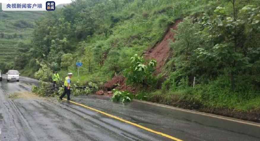 「杏悅」云南繼續發布地質災害氣杏悅象風險Ⅱ級預警圖片