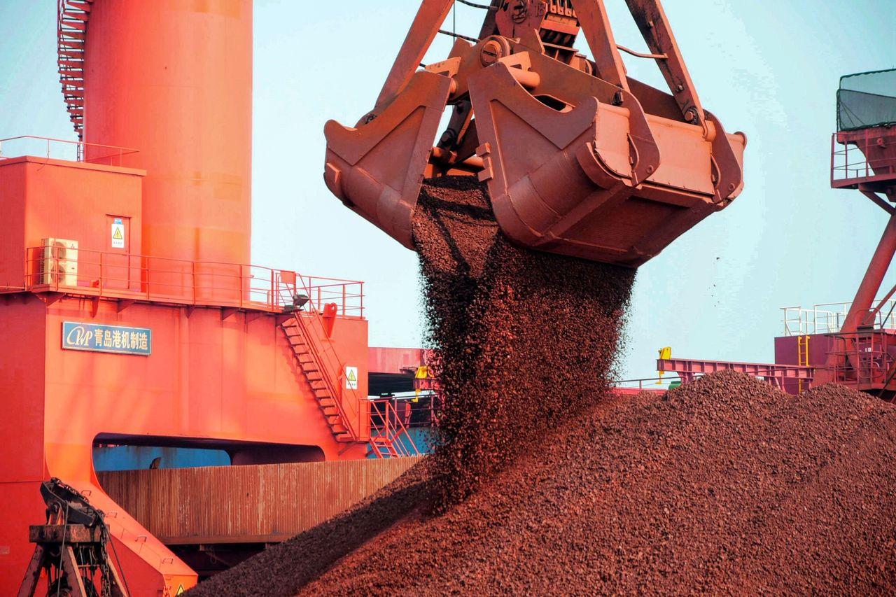 铁矿石价格节节攀升令投资者困惑,中国也对此深感不安