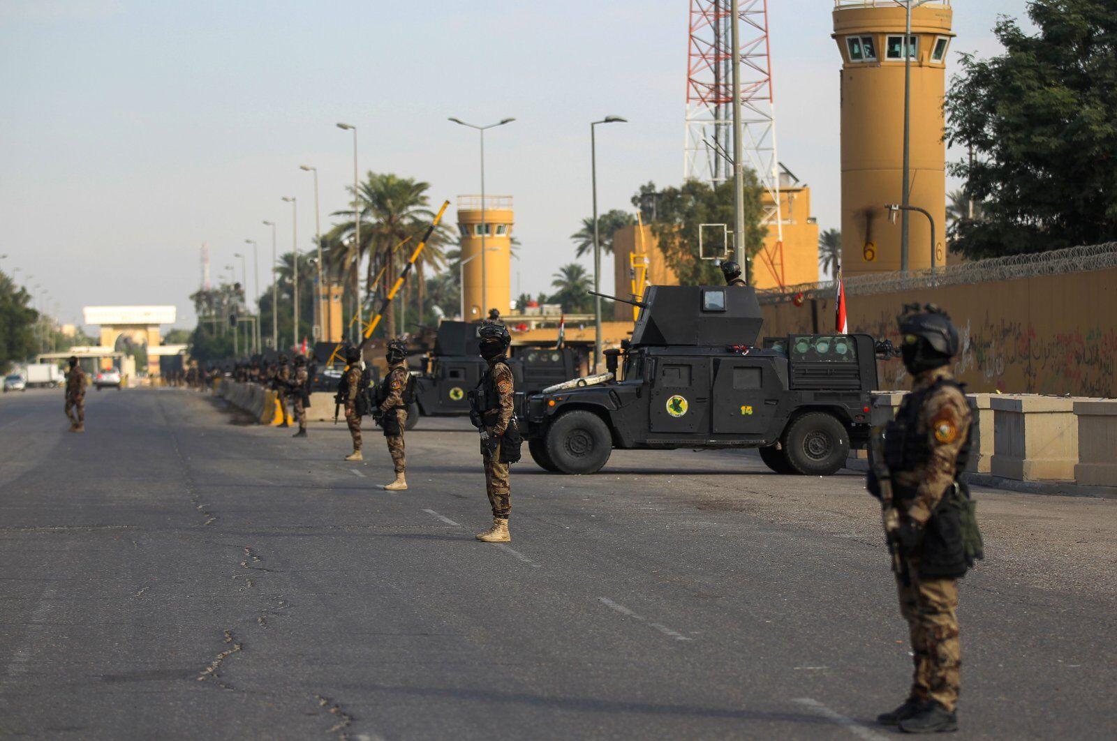 一天之内 伊拉克发生3起针对西方目标的袭击