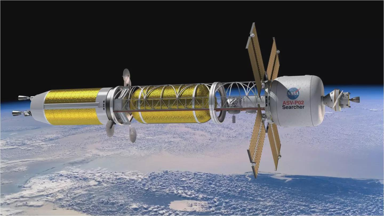 Gryphon技术公司将为DARPA开发核火箭发动机