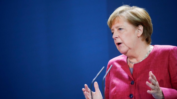 因疫情出现反弹 德国总理默克尔宣布防疫新政策
