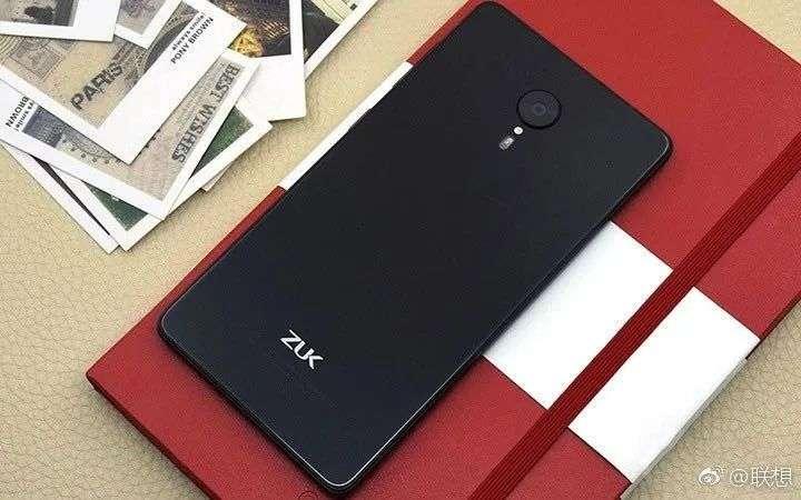 ZUK手机,图源联想中国微博