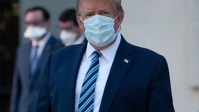 白宫医生:特朗普不具有新冠病毒传播风险