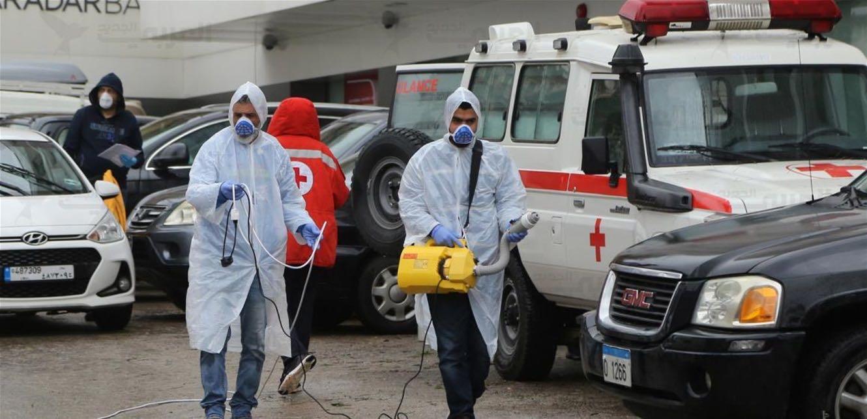 黎巴嫩新冠疫情持续恶化 单日新增确诊病例1388例
