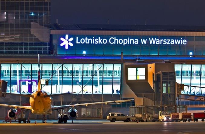 △华沙肖邦国际机场/图自机场网站