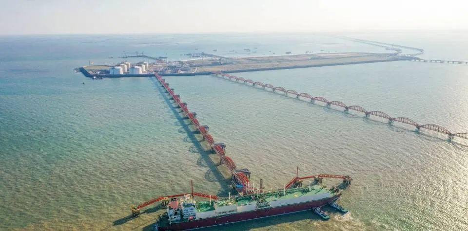 江苏LNG接收站10年外输天然气超460亿立方米