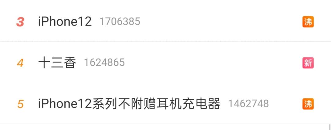"""""""12不香十三香""""?iPhone 12发布 王守义十三香却意外上热搜"""