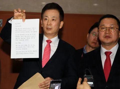 ▲律师公布朴槿惠狱中书信(韩联社)
