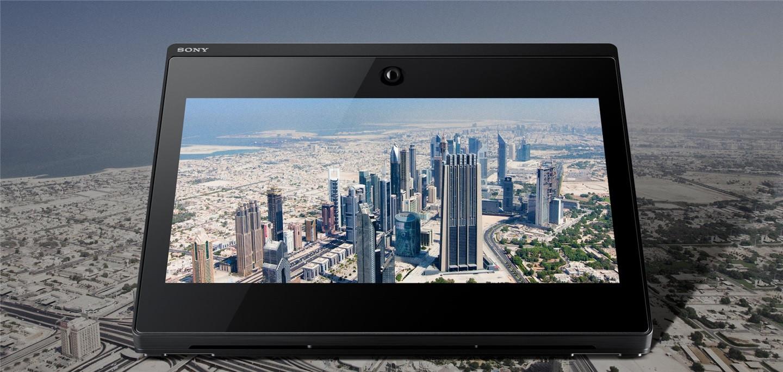 索尼首次推出采用索尼人眼感应光场显示(ELFD)技术制成的新产品——SR Display