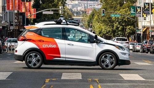 Cruise 获准在加州进行全自动驾驶汽车路测,5 辆车可不配备安全员
