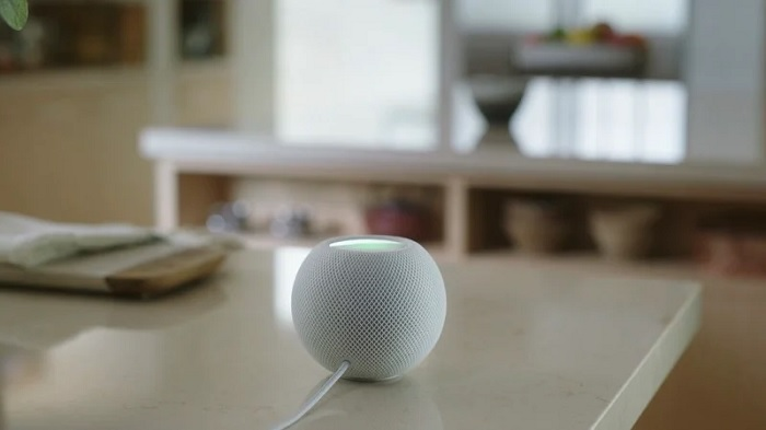 HomePodmini(图 via MacRumors)