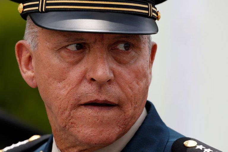 墨西哥前防长首场听证会仅持续5分钟 受四项罪名指控