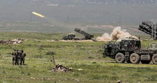 亚美尼亚总理:摧毁领空中出现的四架无人机
