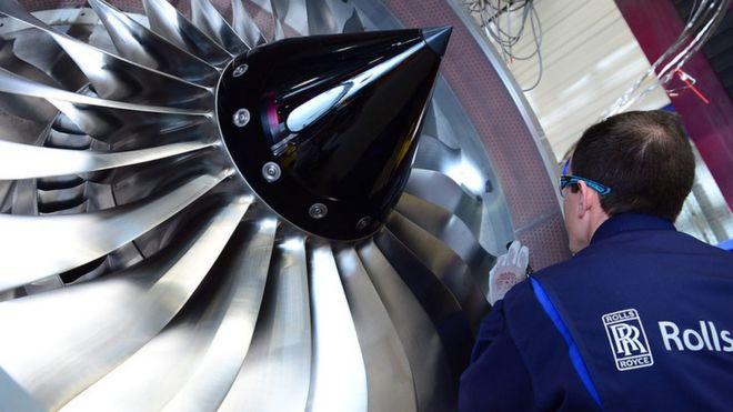 罗尔斯·罗伊斯救助计划成功实施 股东支持20亿英镑配股发行
