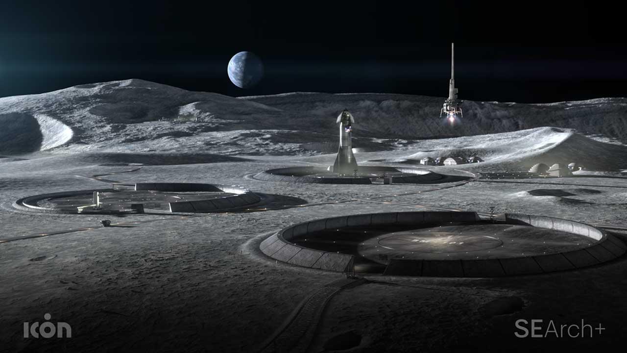 英国工程师开发出将月尘转变成氧气的工艺