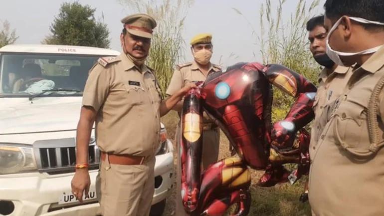 """印度上空疑遭""""外星人""""入侵:民众吓坏 警察火速抓走"""
