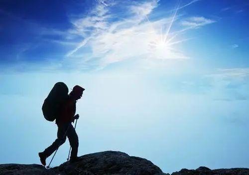定投,一次人生的登山