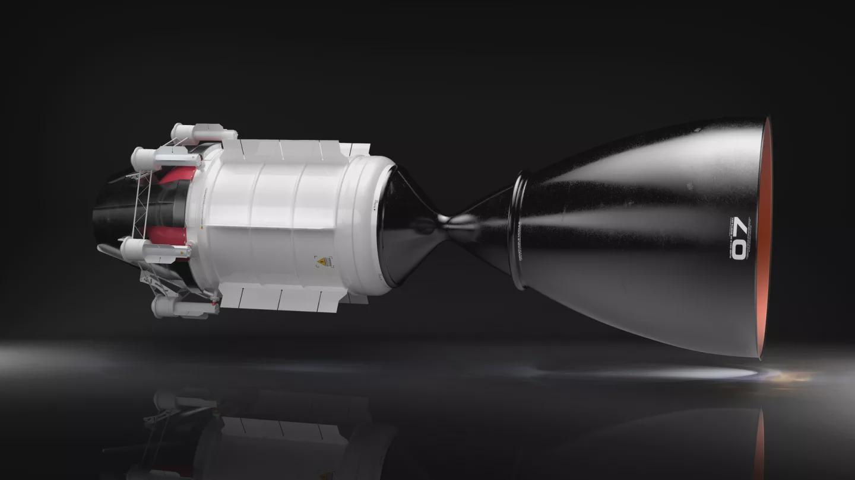 新型概念核发动机可能有助于实现3个月的火星之旅