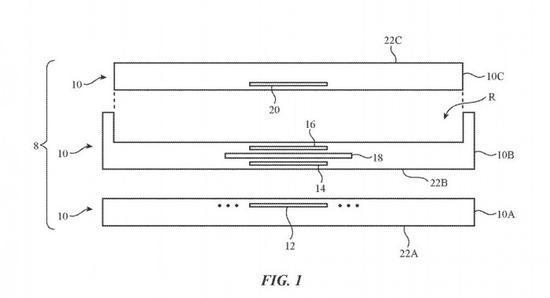 双向无线充电功能的电池背夹专利