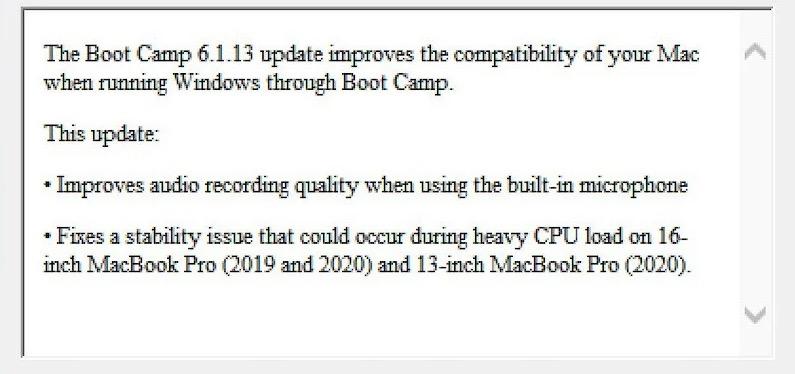 苹果疑似泄露2020款16英寸MacBook Pro的存在