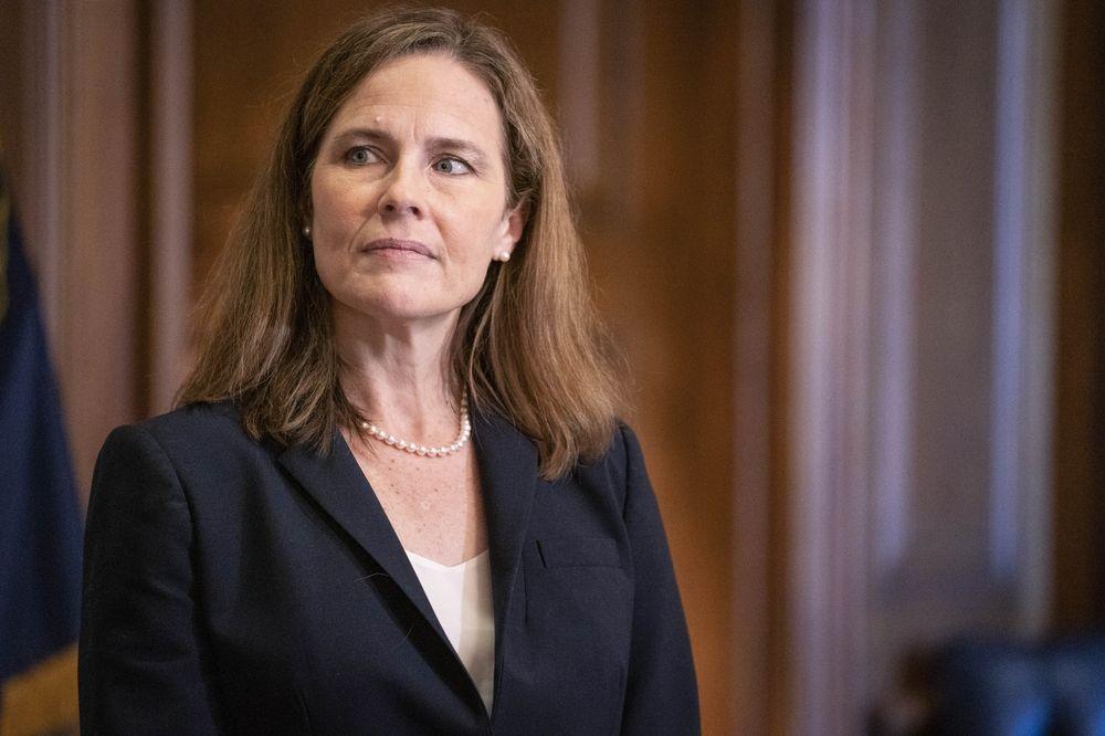 特朗普赢下一局?美参议院表决通过巴雷特大法官提名