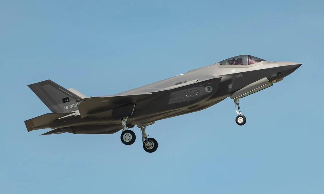 美同意向希腊出售20架F35 其中6架本应交付土耳其