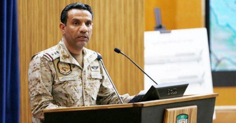 沙特为首多国联军击落六架也门胡塞武装无人机