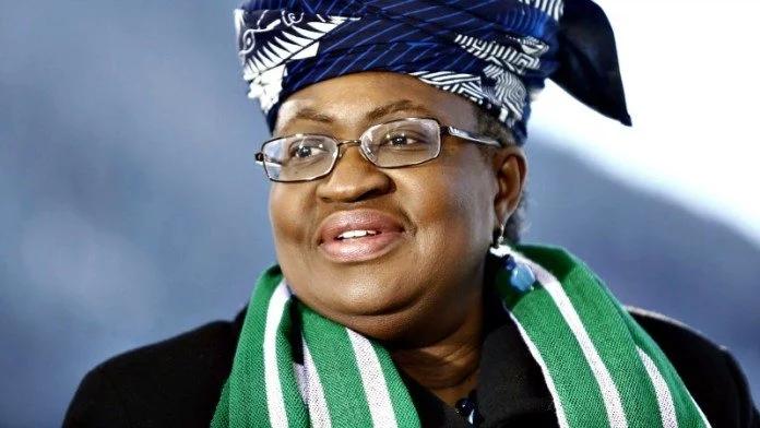 恩戈齐·奥孔乔-伊韦阿拉。(图源:尼日利亚《先锋报》)