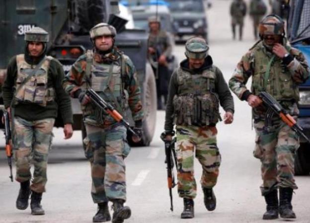 印度边境士兵执勤时突然举枪自尽 已是本周第二起