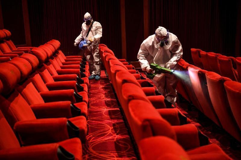 疫情影响 马来西亚11月起暂时关闭所有电影院