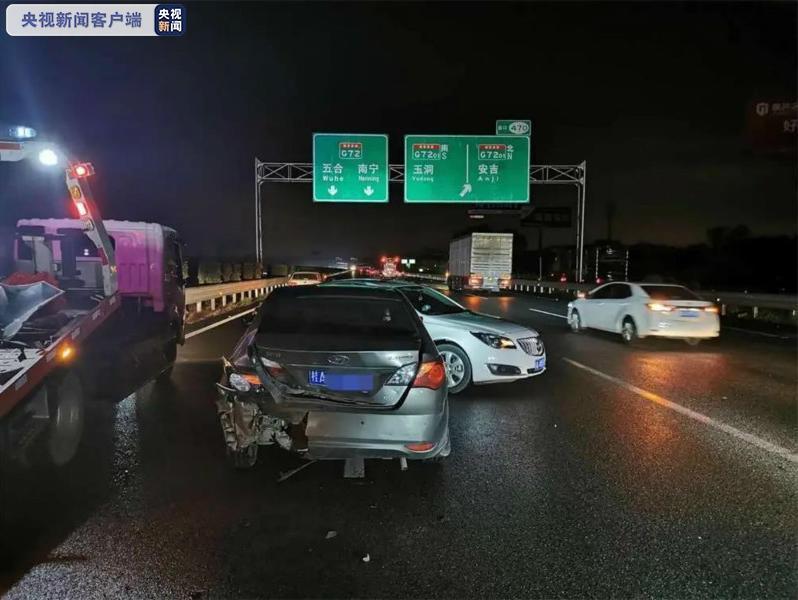 民警初步调查得知,事故的发生原因: